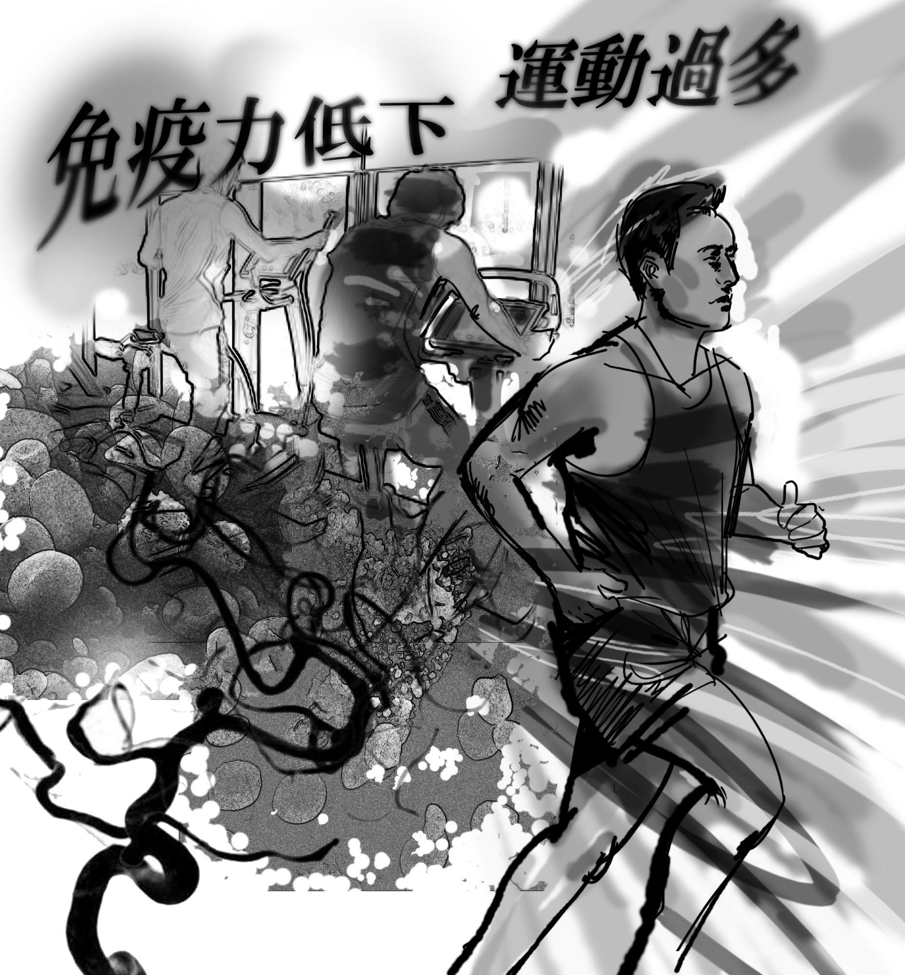 20121111健康【運動過多】