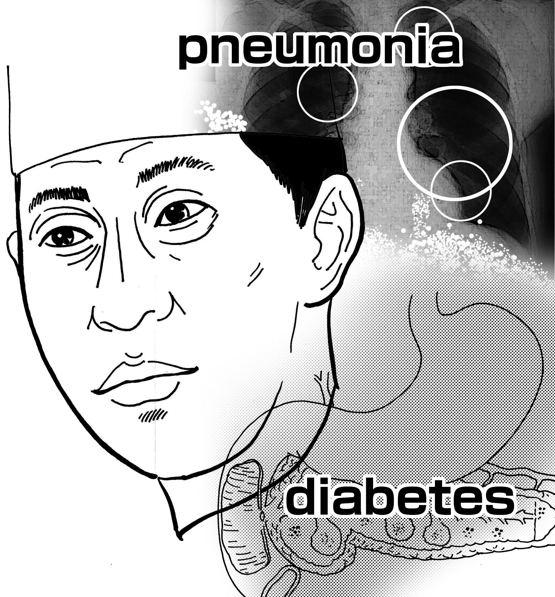 健康【糖尿と肺炎】20140421