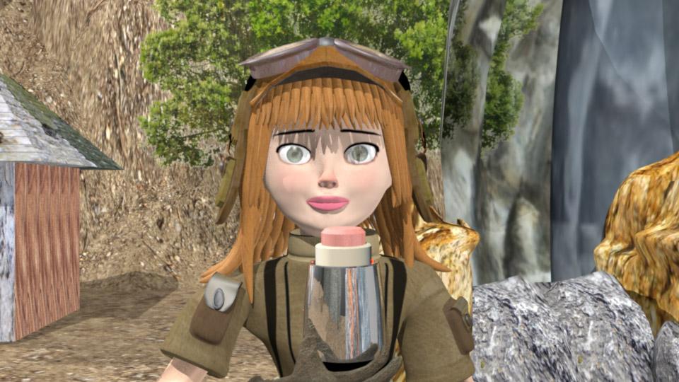 Rinko drink lifewater-camera06_0176